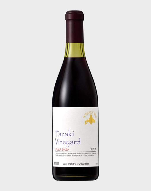 Tazaki Vineyard Pinot Noir Red 2013