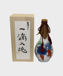 Shinano Wine Itteki-nyukon 2009 Ceramic Bottle