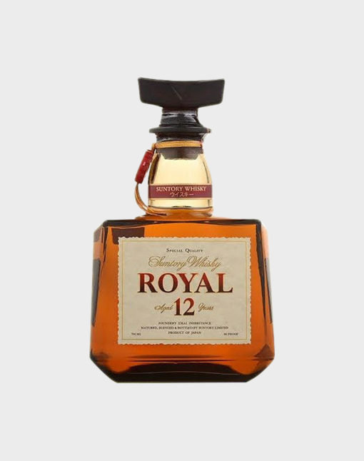 Suntory Royal Aged 12 year Old (No Box)