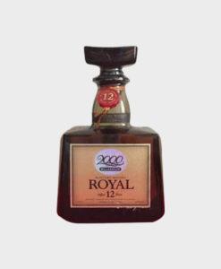 Royal Aged 12 Year Old 2000 MILLENNIUM Whisky (No Box)