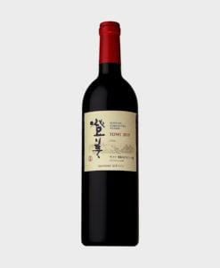 Suntory Tomi No Oka Winery Tomi Red 2013