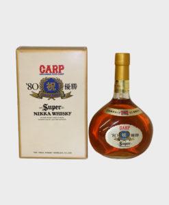 Super Nikka Rare Old 1980 Hiroshima Carp Victory