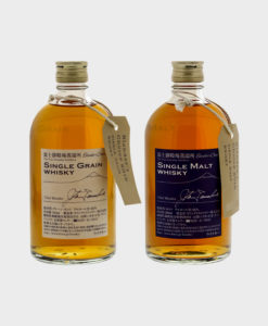 Fuji Gotemba Single Malt & Grain Whisky Set
