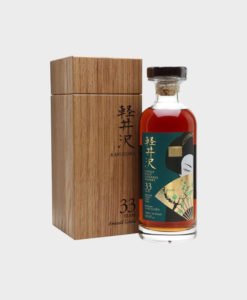 Karuizawa 33 Year Old 'Emerald Geisha' Bourbon