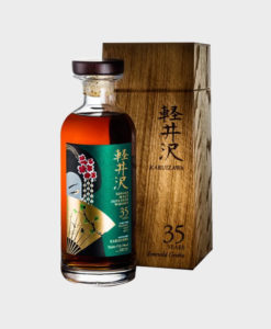 Karuizawa 35 Year Old 'Emerald Geisha' Bourbon Cask # 8518