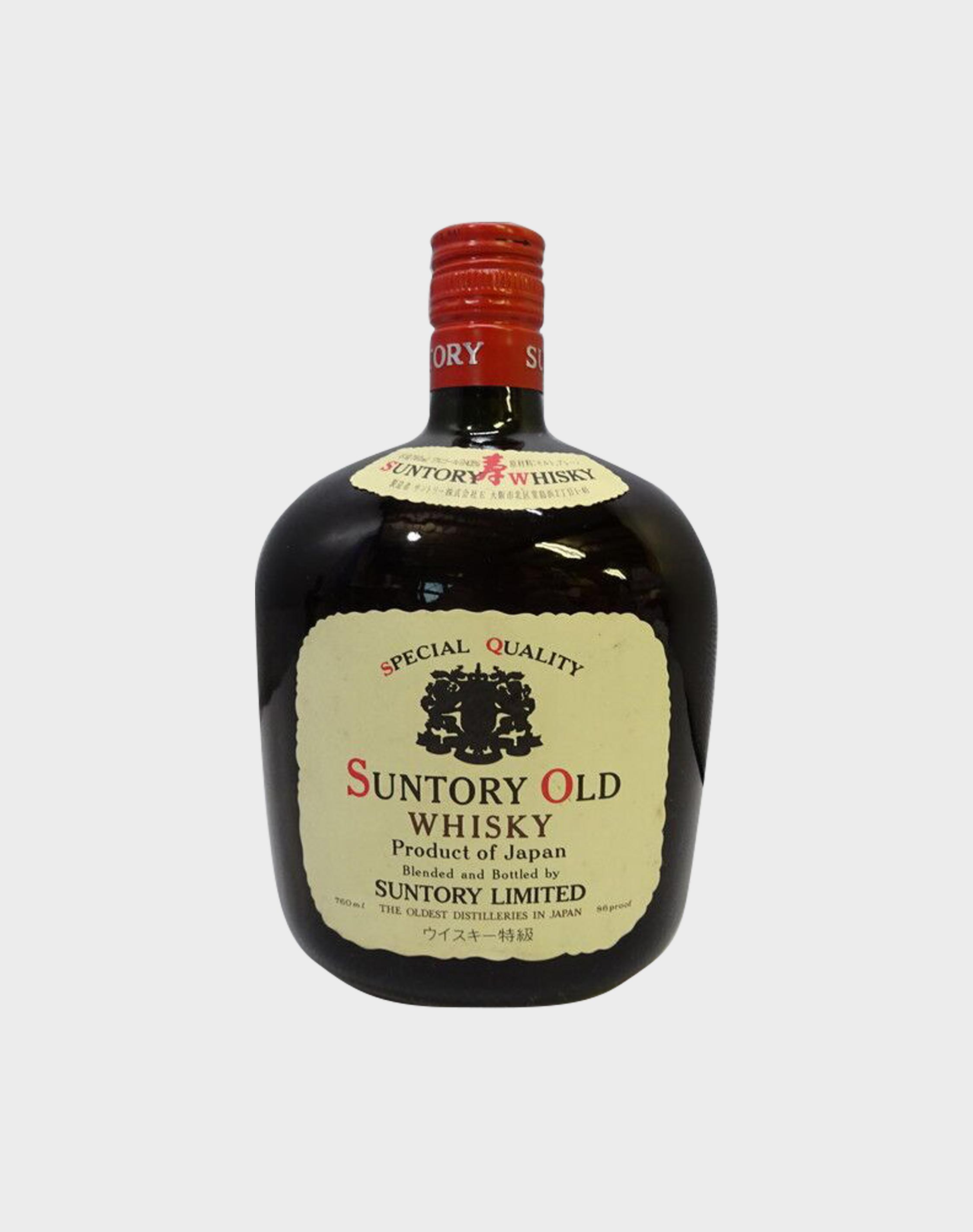 Suntory Old Whisky (No Box)