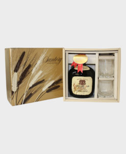 Suntory Old Grain Whisky 2 Glass Set