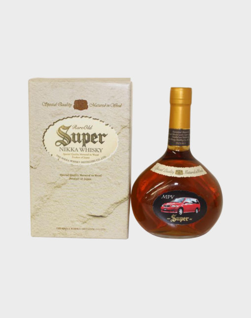 MVP Rare Super Old Nikka