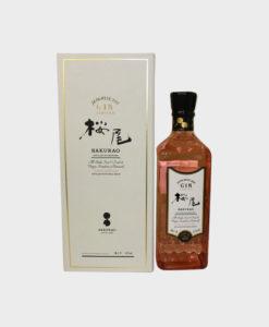 Japanese Dry Gin Limited – Sakurao