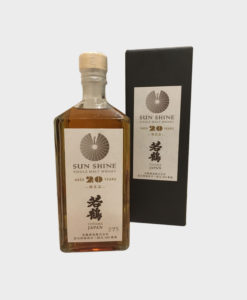 Wakatsuru Sun Shine Single Malt 20 Years Old