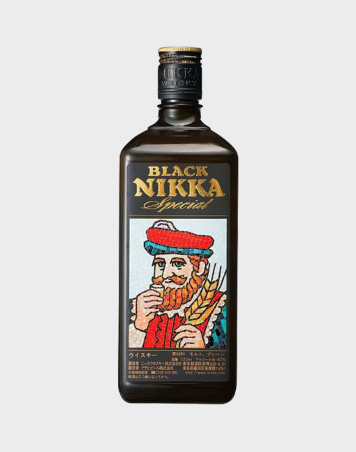 Black Nikka Special