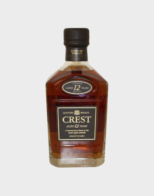 Suntory Whisky Crest 12 Year Old (750ml)