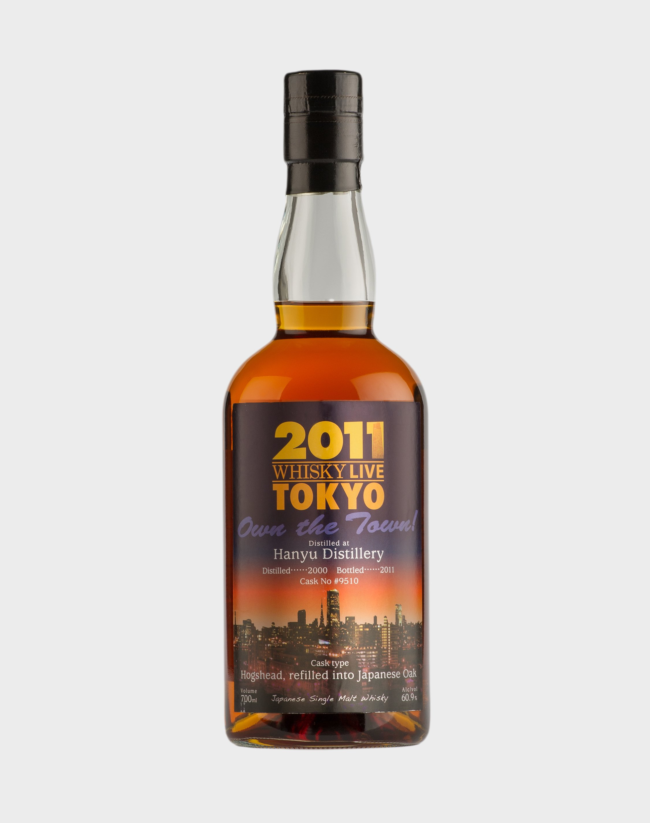 Hanyu 2011 Whisky Live Tokyo