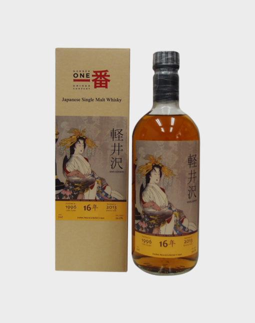 Karuizawa Ghost Series 16 Years 1996 – 2013