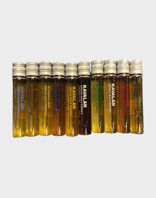 Kavalan Gift Set 50ml x 10 Limited Release (2)