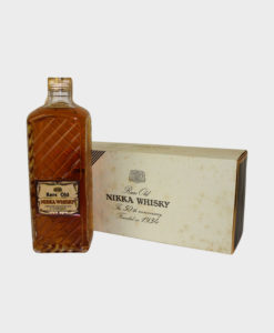 Rare Old Nikka Whisky 50th Anniversary