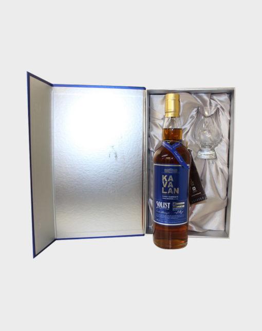 Kavalan Solist Vinho Barrique Single Malt Gift Set