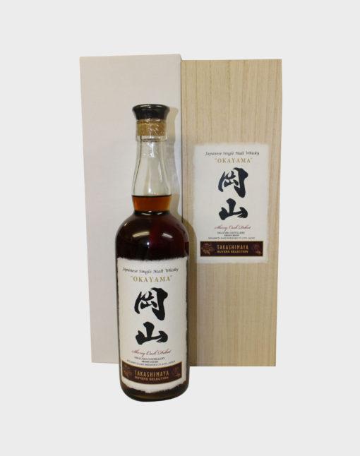 Okayama Sherry Cask Debut