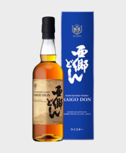 Saigo Don Blended Mars Whisky