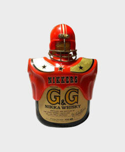 Nikka G&G Taketsuru Blended with American Football Bottle Holder