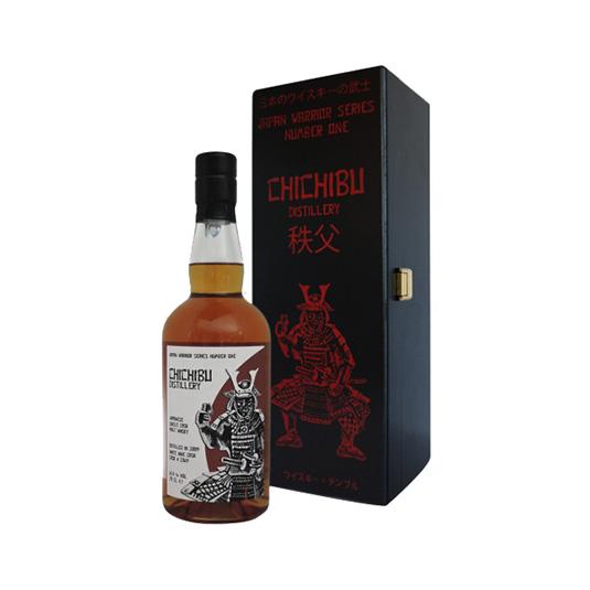 Ichiro Chichibu Japan Warrior Whisky