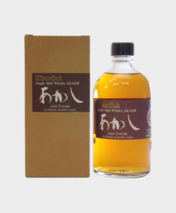 Akashi White Oak 3 Year Old Oloroso Sherry Cask