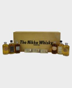 Nikka 6 Barrel Whisky Set - 180ml