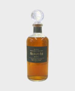 Nikka Pure Malt Whisky Tarudashi Genshu