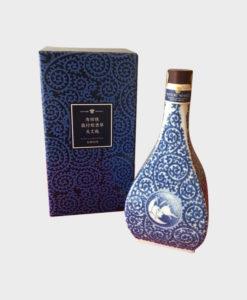 Suntory Hakushu 12 Arita Yaki Ceramic Bottle