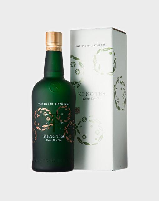Kyoto Ki No Tea Japanese Dry Gin New Edition 2018