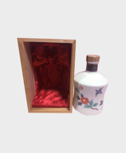 Suntory Whisky Excellence Ceramic Bottle Old Whisky- Wooden Box