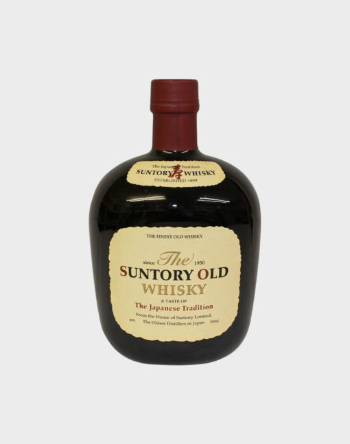 The Suntory Old Whisky Since 1950