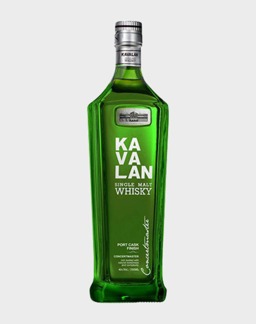 Kavalan Concert Master Single Malt Whisky