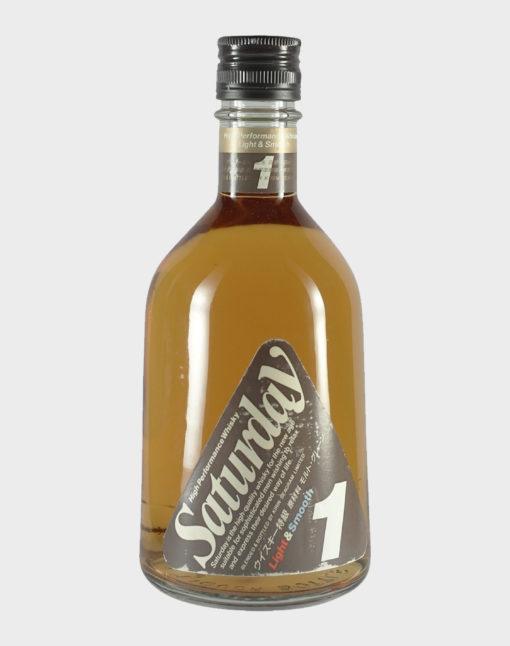 Kirin Saturday No. 1 Whisky (No Box)