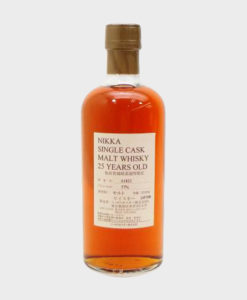 Nikka Single Cask Miyagikyo 25 Year Old Whisky