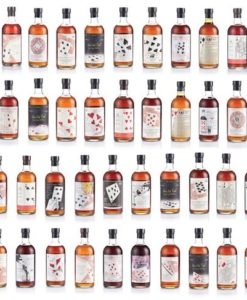 Ichiro's Malt Card Series Collection (54 bottles)