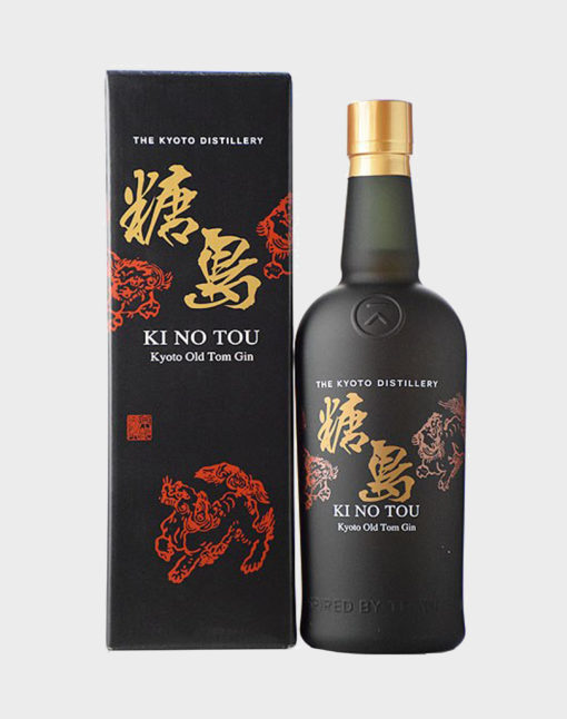 KI NO TOU Kyoto Old Tom Gin