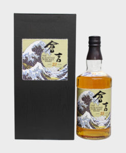 Matsui Whisky – The Kurayoshi Pure Malt Whisky Aged 23 Years