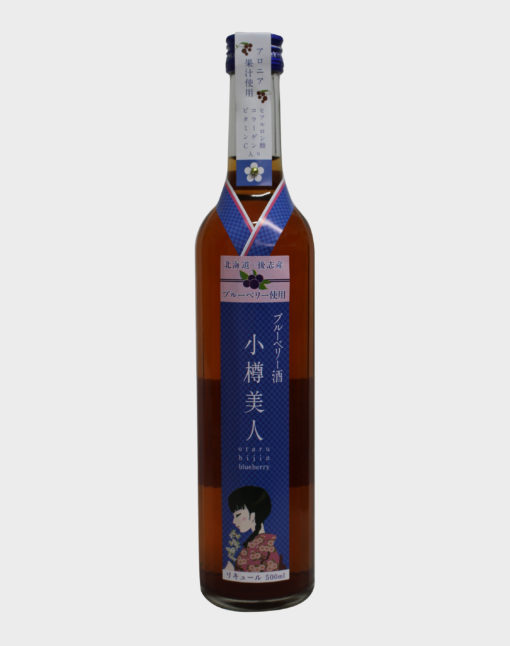 Otaru Bijin Plum Wine - Blueberry