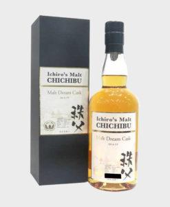 """Ichiro's Malt Chichibu Malt Dream Cask """"EH & YT"""""""