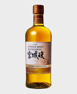 Nikka Miyagikyo Bourbon Wood Finish 2018