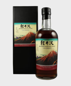 Karuizawa Cask Strength 1999-2000 Vintages 4th Release