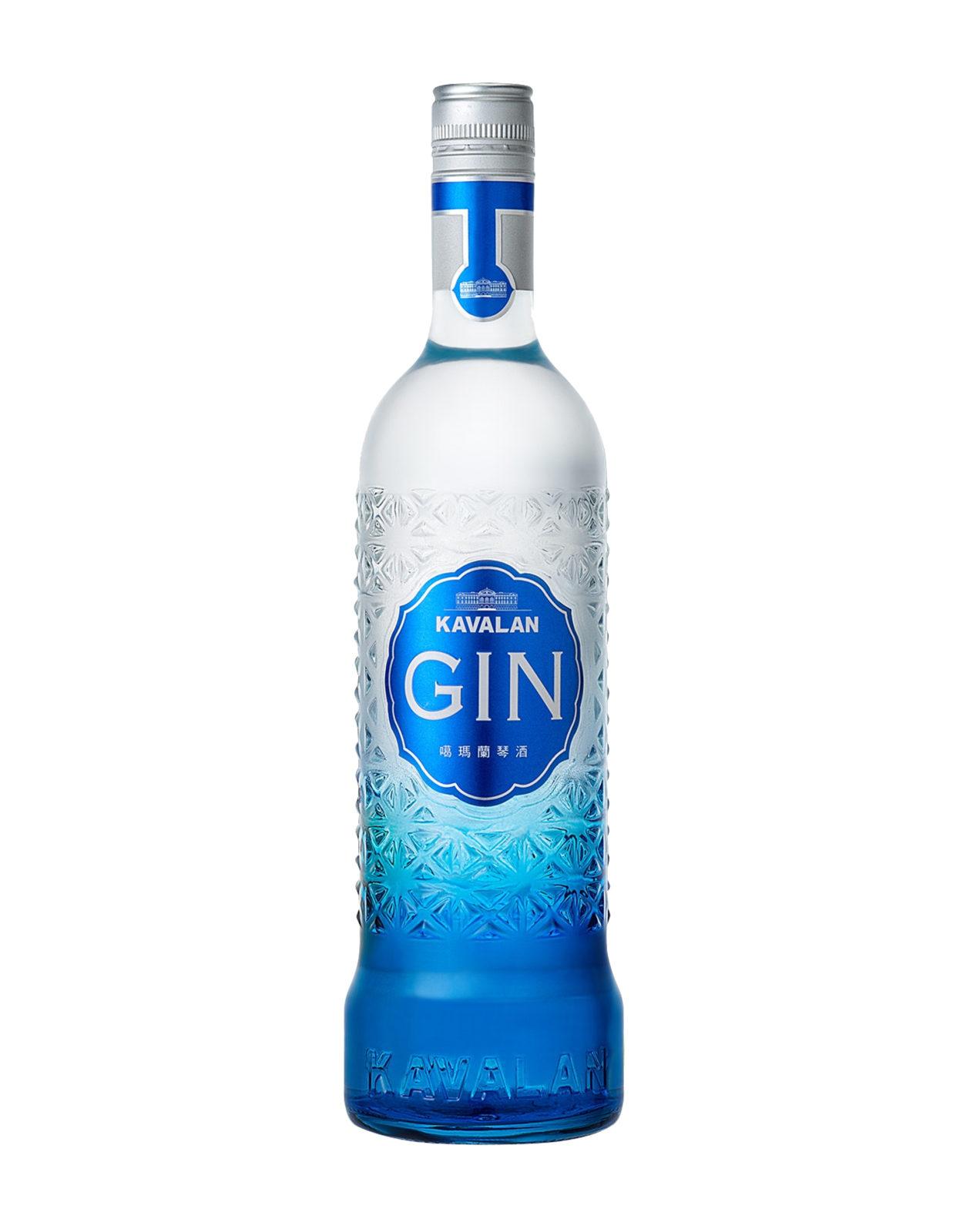 Kavalan Gin Taiwan New Release