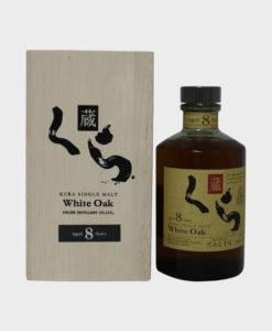 Kura Single Malt White Oak 8 Years Old