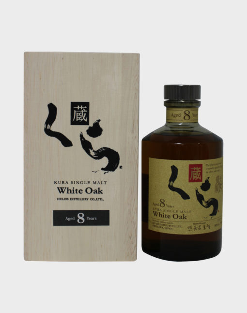 Kura Single Malt White Oak 8 Years Old