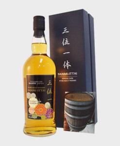 Sanmi-Ittai Single Cask Pure Malt Whisky