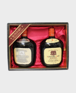 Suntory Old Whisky The World Famous Liquors Set
