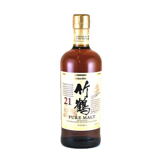 Nikka Taketsuru 21 Year Old Pure Malt