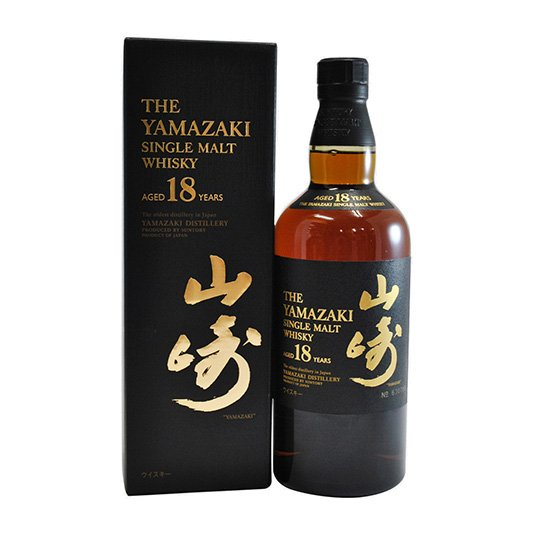 Yamazaki 18 Year Old Single Malt