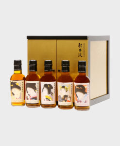 "Karuizawa ""The Golden House of Five Mistress"" 180ml Set"